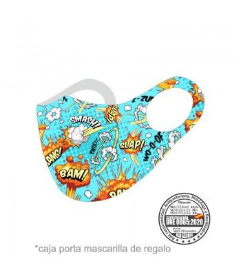 mascarilla comic 2